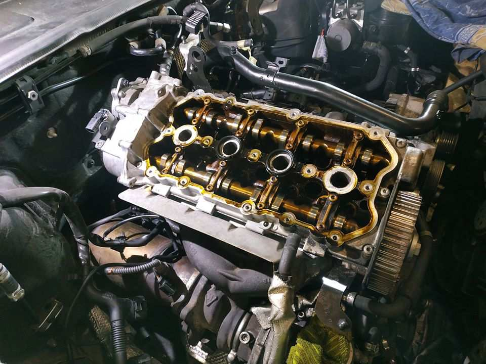 Audi 2.0 T fsi BPJ