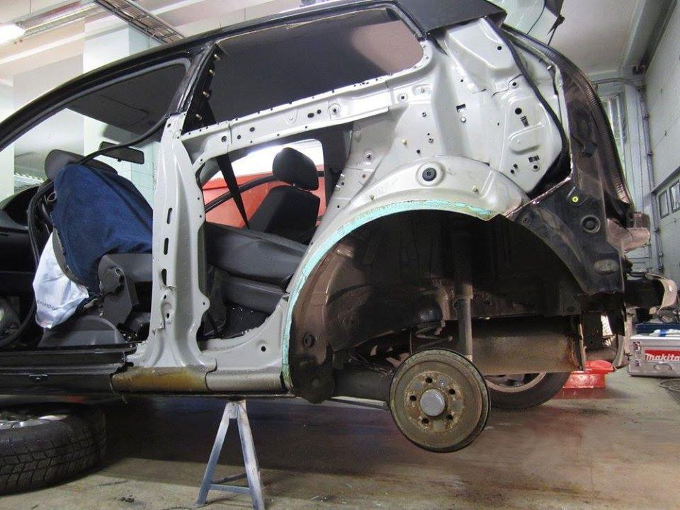 Volkswagen polo keretööd Tartus